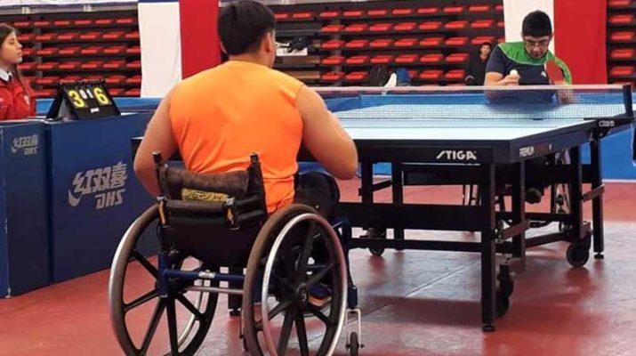 Detección de talentos deportivos para personas en situación de discapacidad