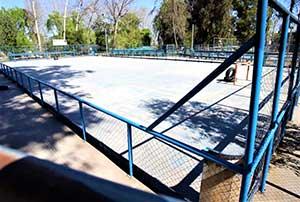Ministerio del deporte financia el diseño para renovar el estadio Guiillermo Chacón de Machalí