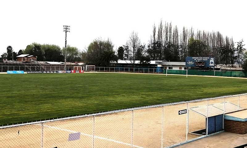 """San Vicente: Antes del """"18"""" General Velásquez ya podrá tener público en su estadio"""